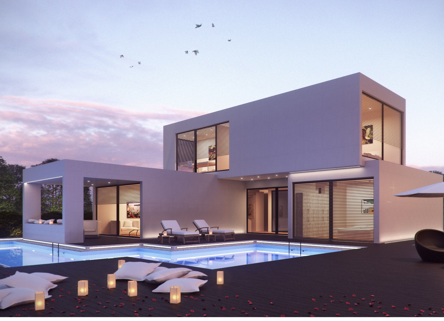 luxury homes in las vegas nv