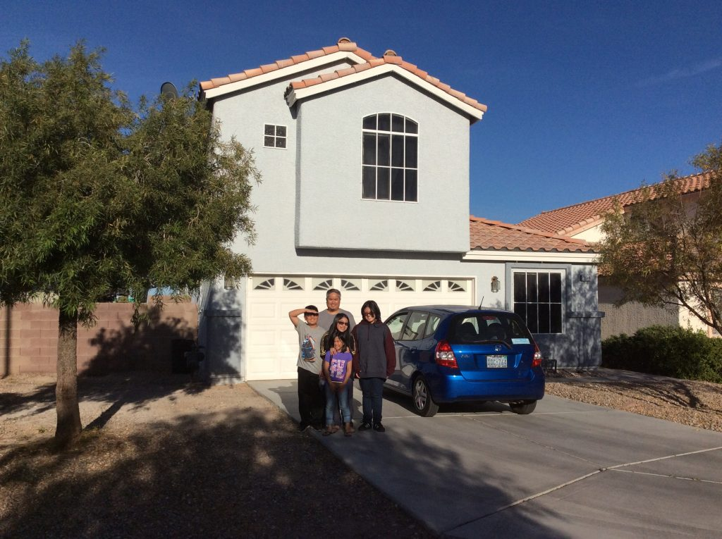 buy a house in las vegas