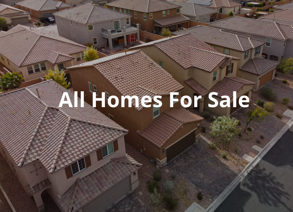 all homes for sale in las vegas nv