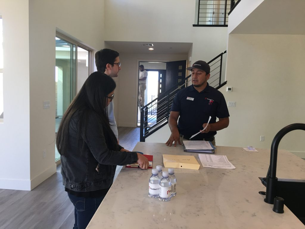 buying a house for the first time is easy