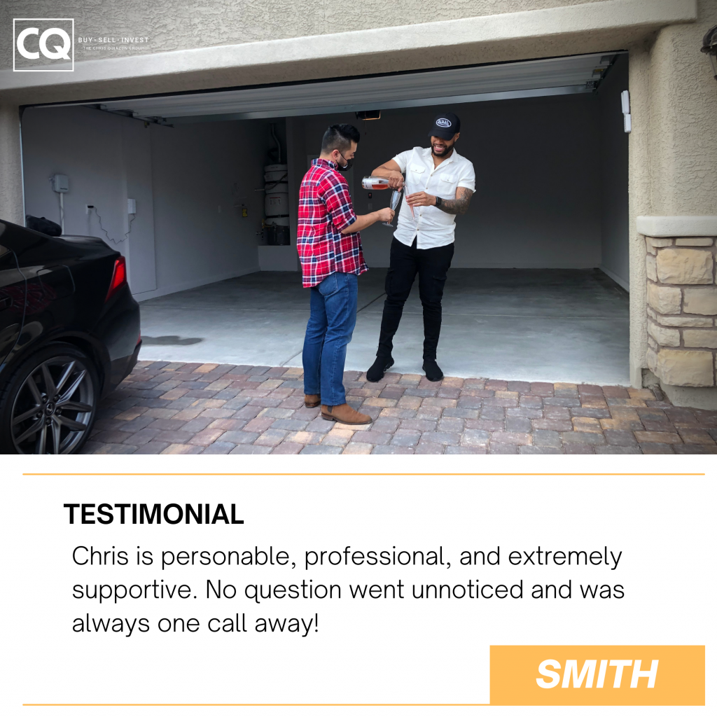 first time buyer chris quiazon review